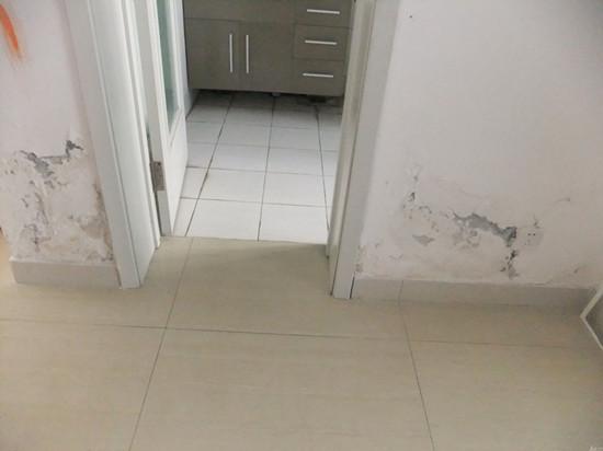 卫生间漏水维修