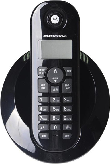 无绳电话机
