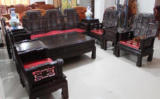 黑檀木家具