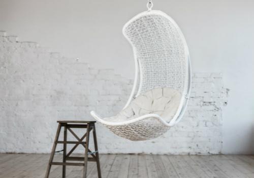 吊椅效果图