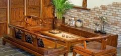 红木家具的鉴别方法有哪些?