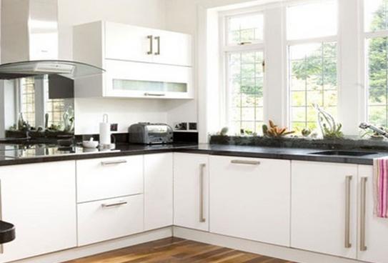 厨房装修颜色风水,厨房装修