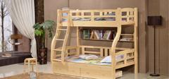 养护实木子母床的要诀有哪些?