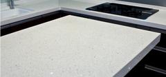 如何清洁石英石台面?
