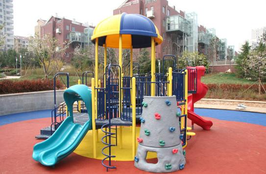 儿童游乐场设施六大安全防范