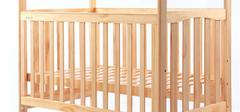 婴儿床尺寸选择,如何选择婴儿床?