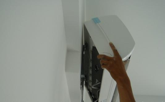 空调移机怎样做