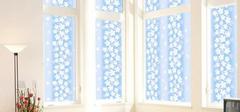 卫生间窗户贴膜款式介绍