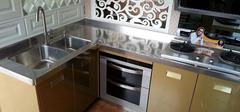 选购不锈钢橱柜需要注意哪些细节?