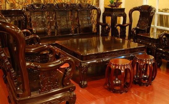 黑檀木家具,黑檀木