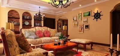 美式鄉村風格家具的特點介紹