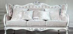 新古典布艺沙发的效果图欣赏