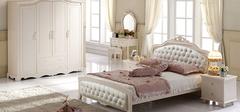 白色卧室家具的保养方法?