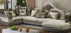 欧式布艺沙发具体该如何选购
