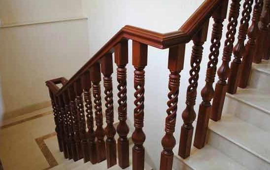 木质楼梯扶手介绍