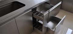 不锈钢整体橱柜价格介绍