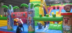 儿童游乐场设施,淘气堡经营策略解析!