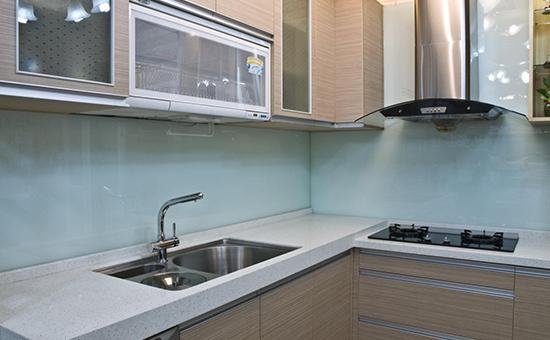 石英石厨柜台面