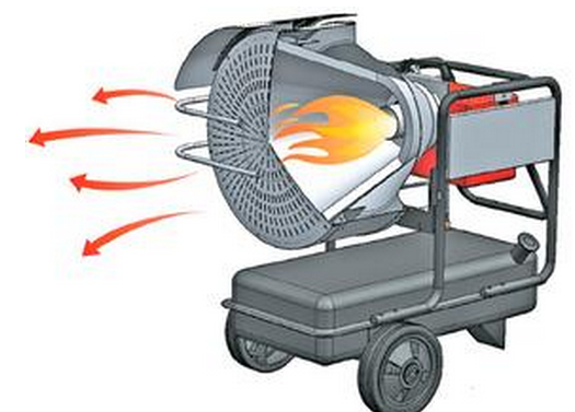 取暖器有辐射吗
