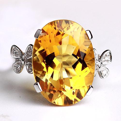 黄水晶的功效与作用