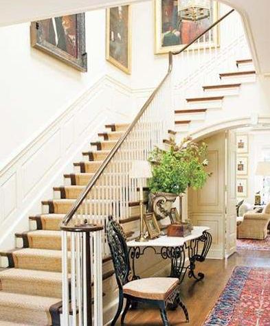 复式装修之楼梯踏步