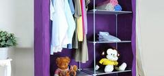 布衣柜保养方法