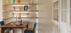 小户型空间规划,餐厅装修效果图欣赏!