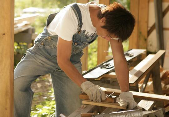 木工验收技术