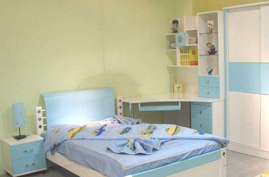 儿童房设计五大原则