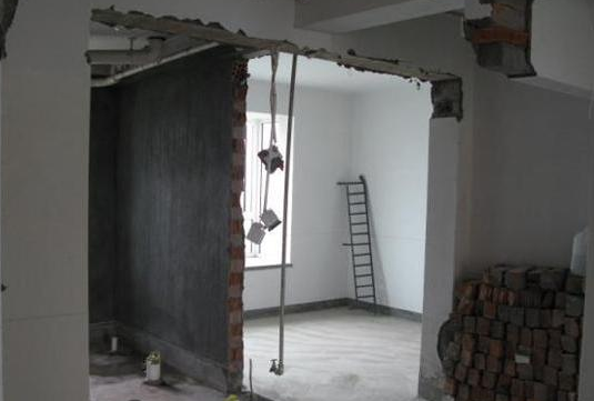 承重墙拆改步骤