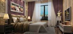 如何打造欧式奢华的卧室效果
