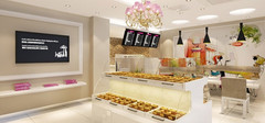小型蛋糕店装修要点有哪些?