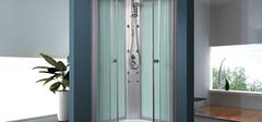 如何清洁保养整体淋浴房?