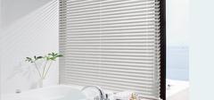 彩铝百叶窗,首选窗户材质!