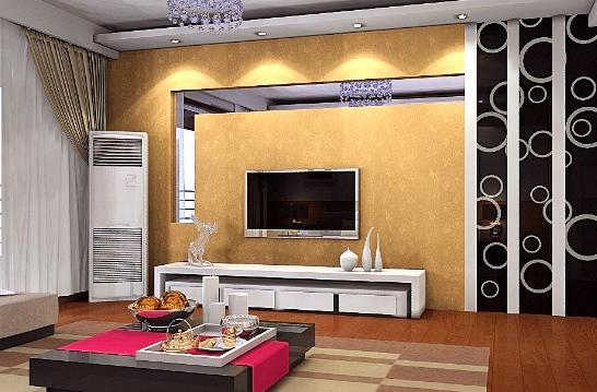 有格调的客厅装修