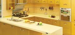 厨房装修效果图,合理厨房装修享受烹饪!