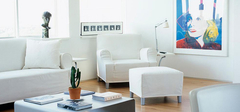 家居空间装修效果图,客厅颜色搭配!
