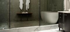 卫生间装修,下沉式卫生间防水做法!
