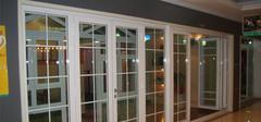 折叠门的分类,折叠门的安装方法