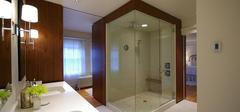 浴室玻璃门的选购注意事项有哪些?