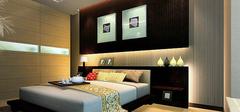 日式风格古意盎然,清新卧室装修!
