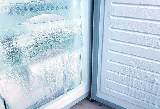 冰箱结冰怎么办
