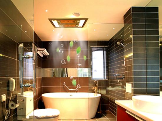 壁挂式浴霸