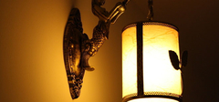 如何选择壁灯的安装位置?