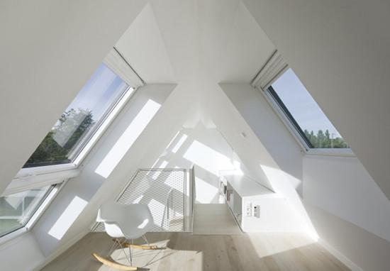 阁楼开天窗