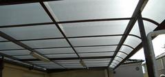 阳光板雨棚的价格,阳光板雨棚的规格