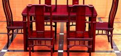 中信红木家具的选购技巧有哪些?