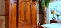 实木衣柜如何保养?