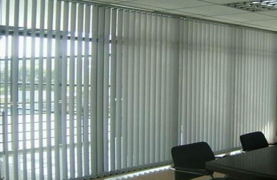 办公室窗帘种类