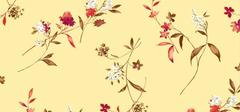 养护碎花壁纸的要素有哪些?